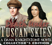 Death Under Tuscan Skies: A Dana Knightstone Novel Collector's Edition - Mac