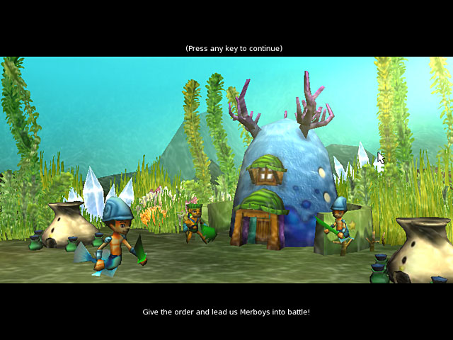 Game screenshot 2 Deep Quest