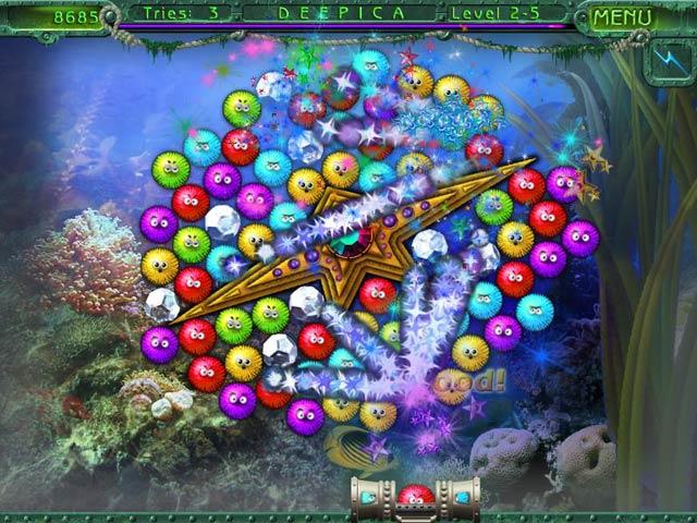 Game screenshot 2 Deepica