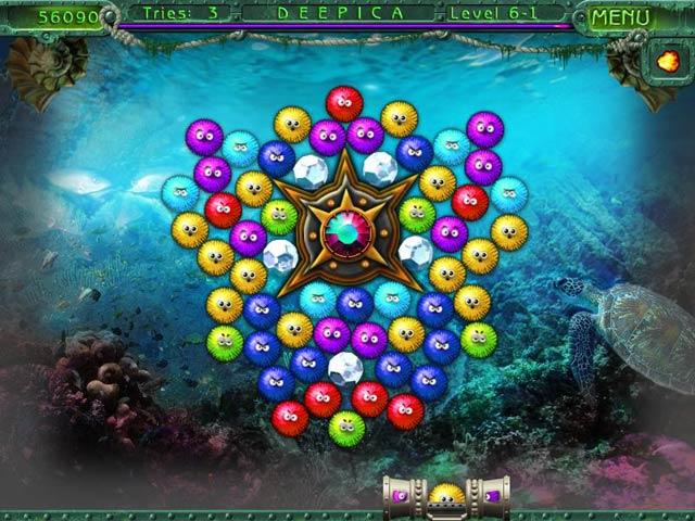 Game screenshot 3 Deepica
