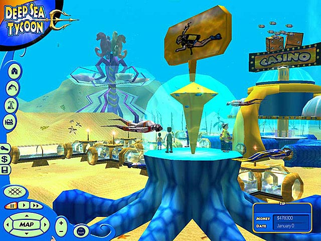 Deep sea tycoon ipad iphone android mac pc game for Big fish games video games