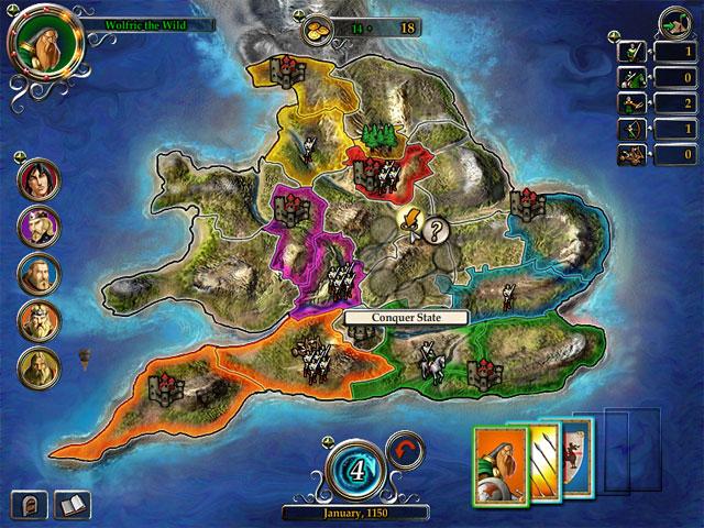 Game screenshot 1 Defender of the Crown