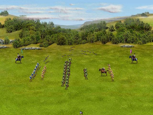 Game screenshot 3 Defender of the Crown