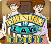 Defenders of Law: The Rosendale File Walkthrough