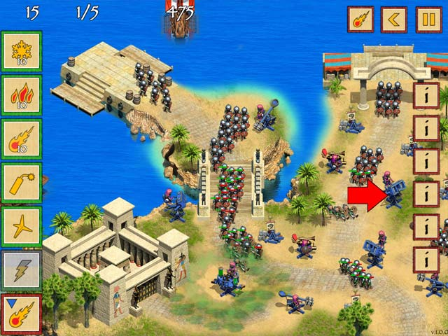 Defense of Egypt img