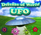 Feature screenshot game Defense of World UFO
