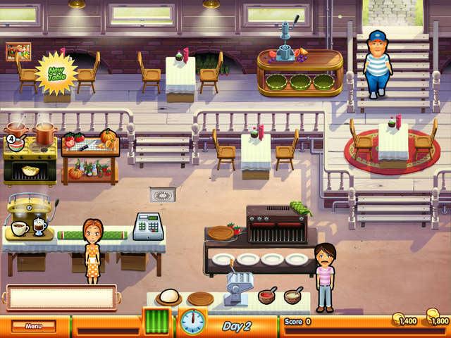 Delicious 6: Emily's Childhood Memories Screen2