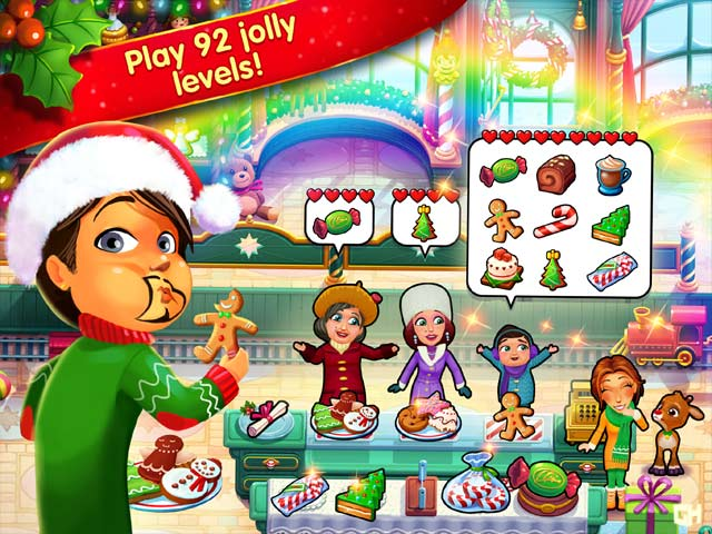 Delicious: Emily's Christmas Carol - Review