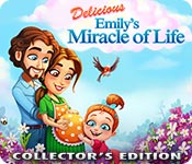 Delicious: Emily's Miracle of Life Collector's Edi