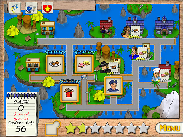 Game screenshot 1 Delivery King