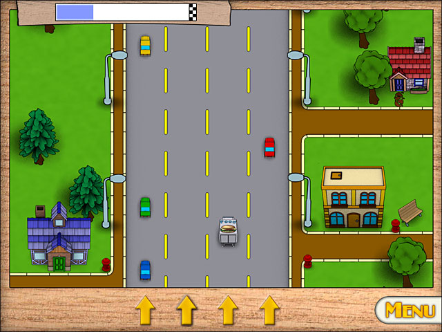 Game screenshot 2 Delivery King