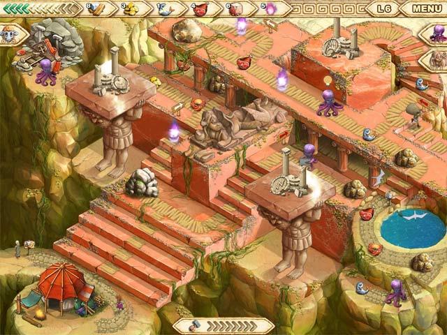 Game screenshot 2 Demigods