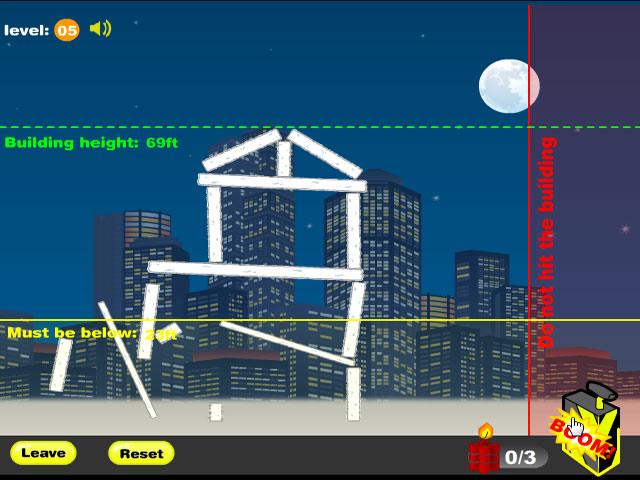 Screenshots Demolition City -