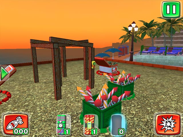Demolition Master 3D: Holidays &#8211; Mac Screenshot-1