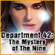 Department 42: The Mystery of the Nine - Mac