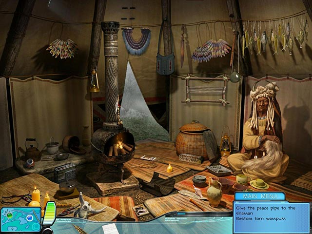 Game screenshot 1 Department 42: The Mystery of the Nine