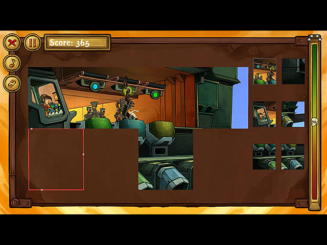 Game screenshot 2 Deponia: The Puzzle