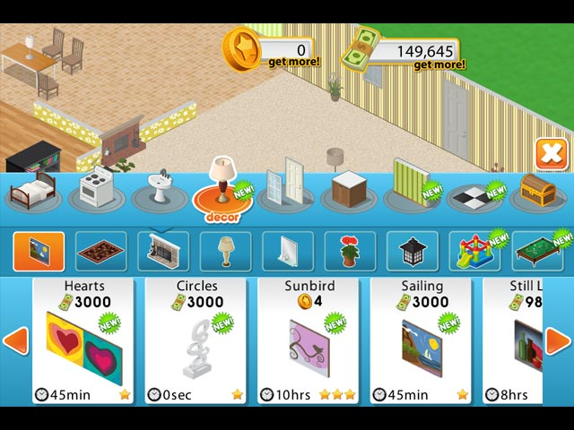 Game System Requirements Design This Home   iPad  iPhone  Android  Mac   PC Game   Big Fish. Room Design App Pc. Home Design Ideas