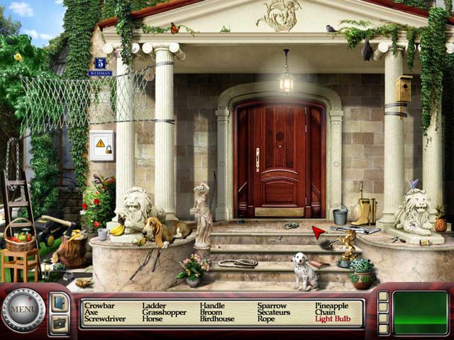 Game screenshot 1 Detective Agency 2: Banker's wife