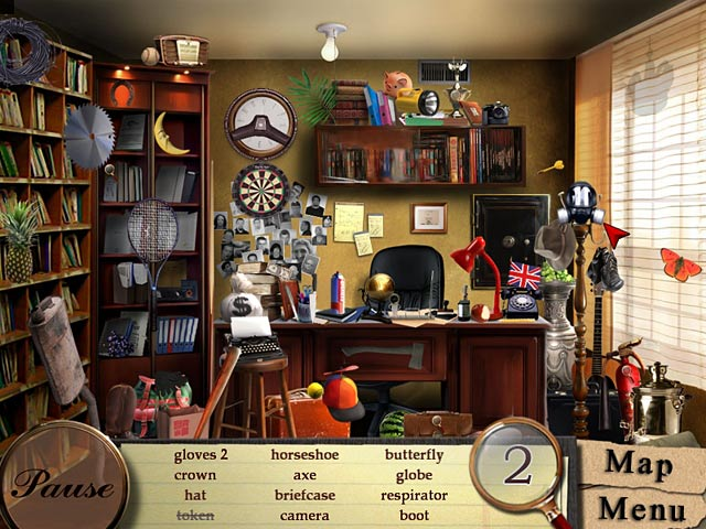 Detective Agency Screenshot-1