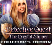 Detective Quest: The Crystal Slipper hun