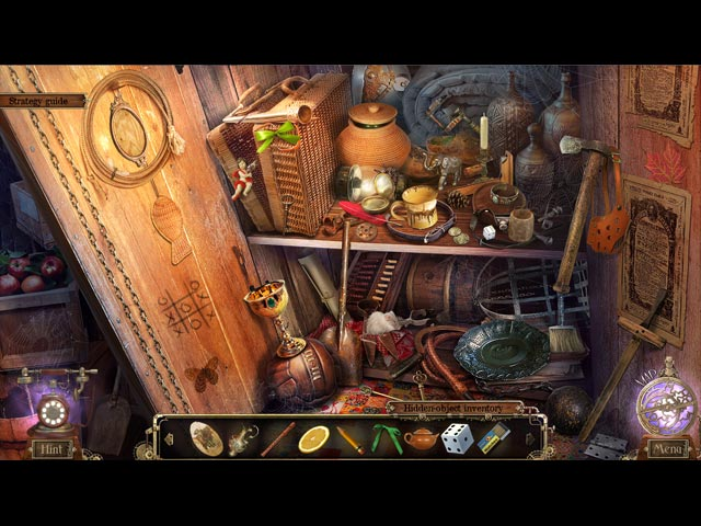Game screenshot 3 Detective Quest: The Crystal Slipper Collector's Edition