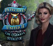 Feature screenshot game Detectives United II: The Darkest Shrine