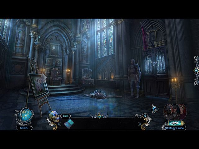 Game screenshot 1 Detectives United III: Timeless Voyage Collector's Edition