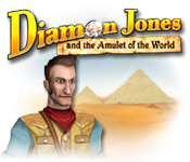 Diamon Jones: Amulet of the World Walkthrough