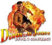 Diamon Jones: Devil's Contract casual game