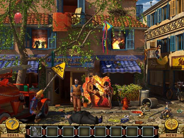 Murder Escape Game  ArcadeCabincom