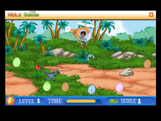 Game screenshot 1 Diego`s Dinosaur Adventure