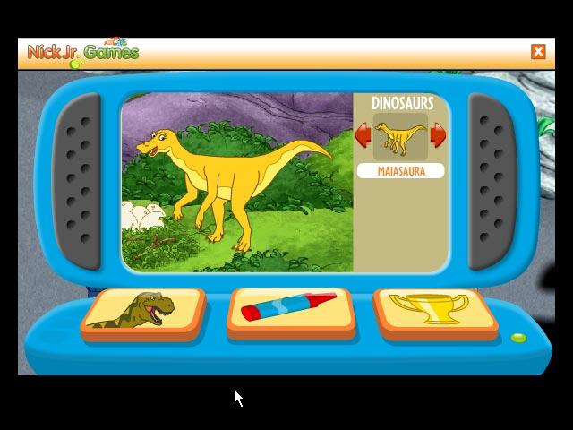 Game screenshot 2 Diego`s Dinosaur Adventure