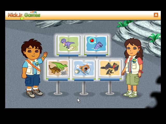 Game screenshot 3 Diego`s Dinosaur Adventure