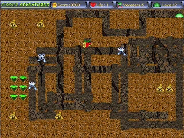 Digger pc game