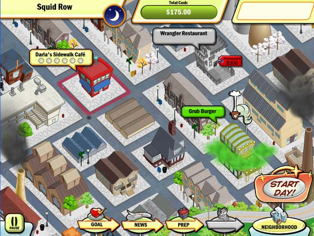 Game screenshot 3 Diner Town Tycoon