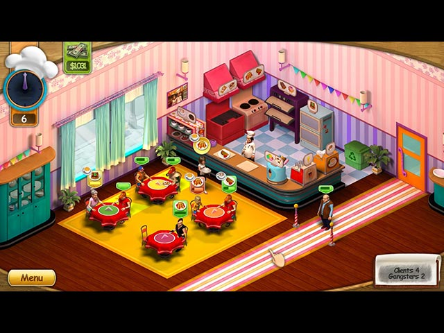 Dinermania Gt Ipad Iphone Android Mac Amp Pc Game Big Fish