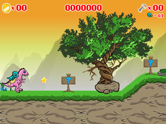 Screenshots Dino Rush -