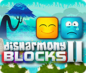 Feature screenshot game Disharmony Blocks II