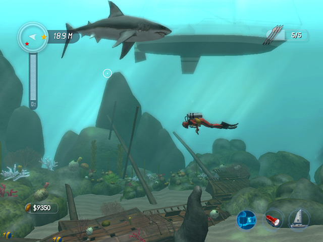 Dive: The Medes Islands Secret Screenshot-3