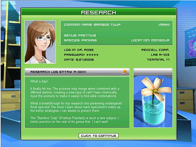 Game screenshot 2 DNA