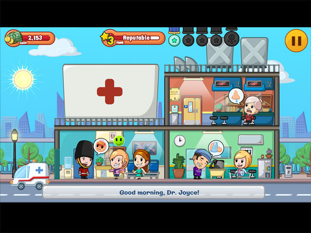 Game screenshot 1 Doctor Life: Be a Doctor!