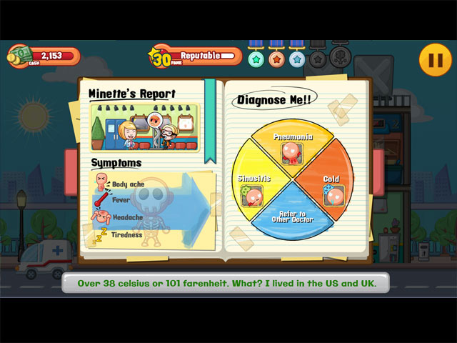 Game screenshot 2 Doctor Life: Be a Doctor!