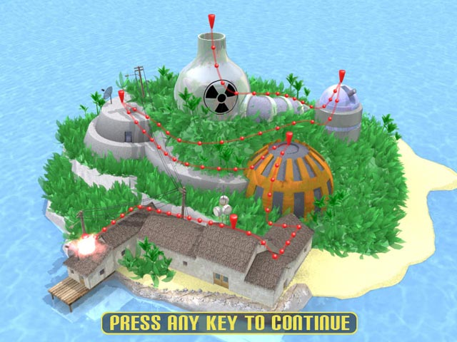 Game screenshot 3 Doc Tropic's Fusion Island