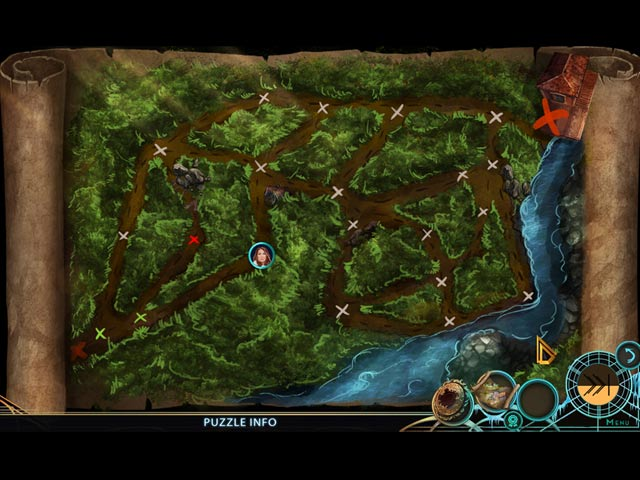 Game screenshot 3 Donna Brave: And the Deathly Tree
