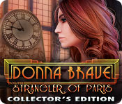 Donna Brave: And the Strangler of Paris Collector's Edition