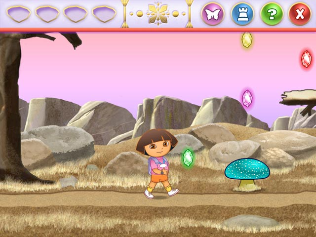 Game screenshot 1 Dora Saves the Crystal Kingdom