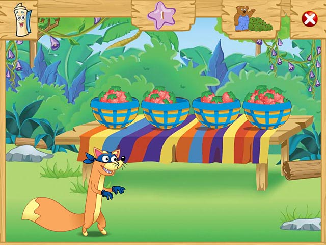Game screenshot 1 Dora the Explorer: Swiper's Big Adventure!