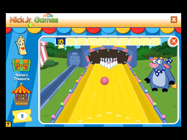 Game screenshot 1 Doras Carnival Adventure
