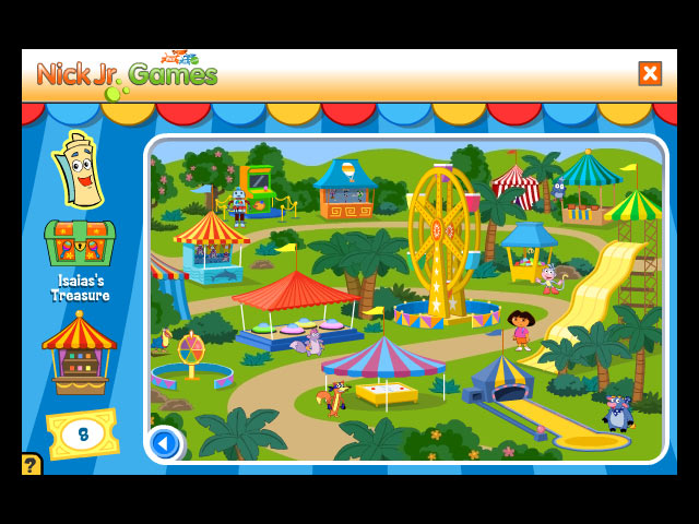 Game screenshot 3 Doras Carnival Adventure